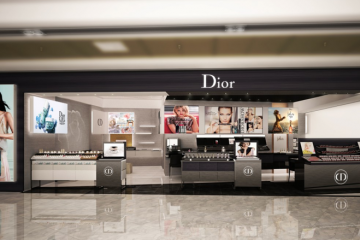 POPUP STORE CỦA DIOR Ở VIỆT NAM